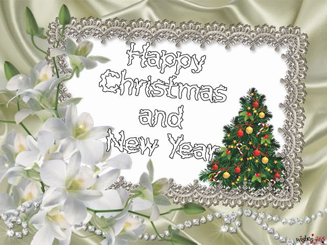 Poetry and Worldwide Wishes: Happy Christmas and Happy New Year 2018 ...