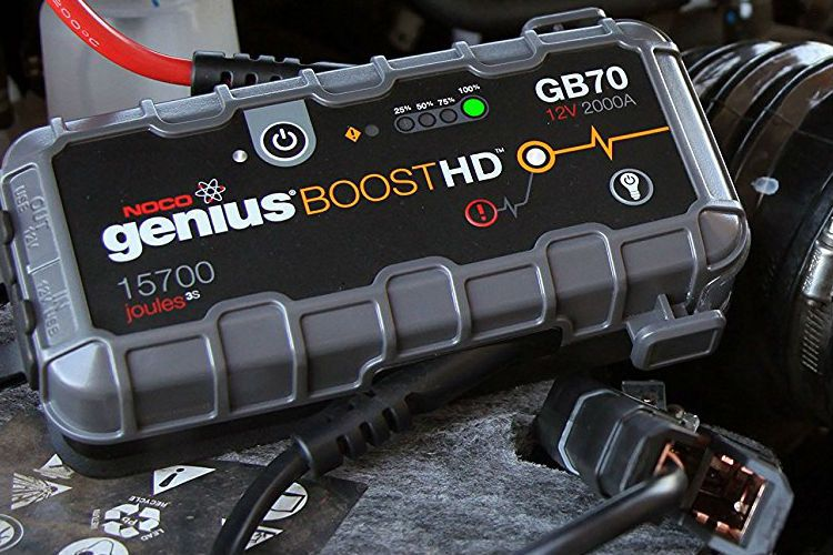 8 Best Car Battery Chargers & Jump Starters. Car