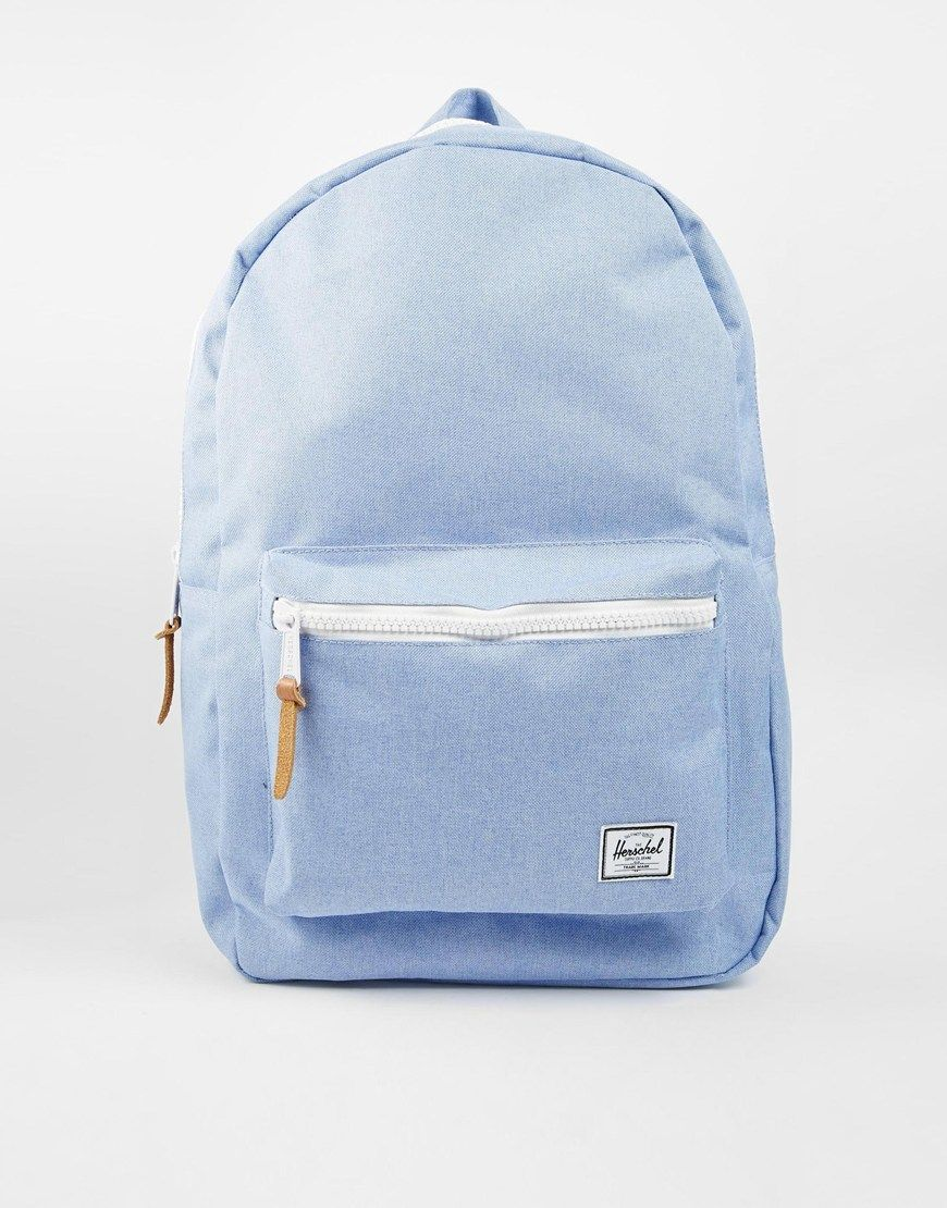 Herschel Supply Co Settlement Backpack in Chambray Blue  b25dbdfcf8414