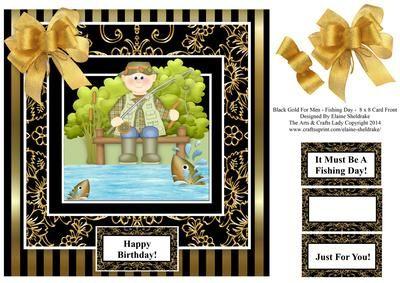 Francien 3D Decoupage Cardmaking 3 X A5 Sheets