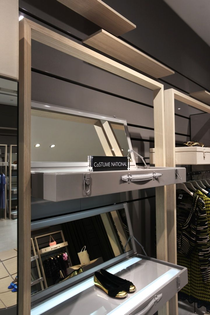 UM Collezioni multi brand store by AS Design, Macau store design
