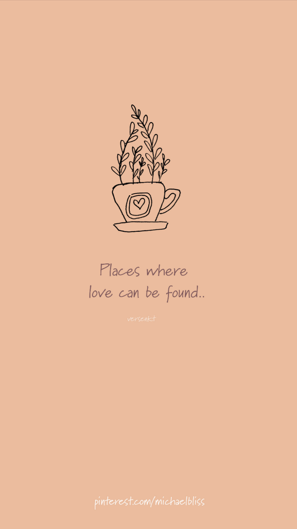 Places where love can be found
