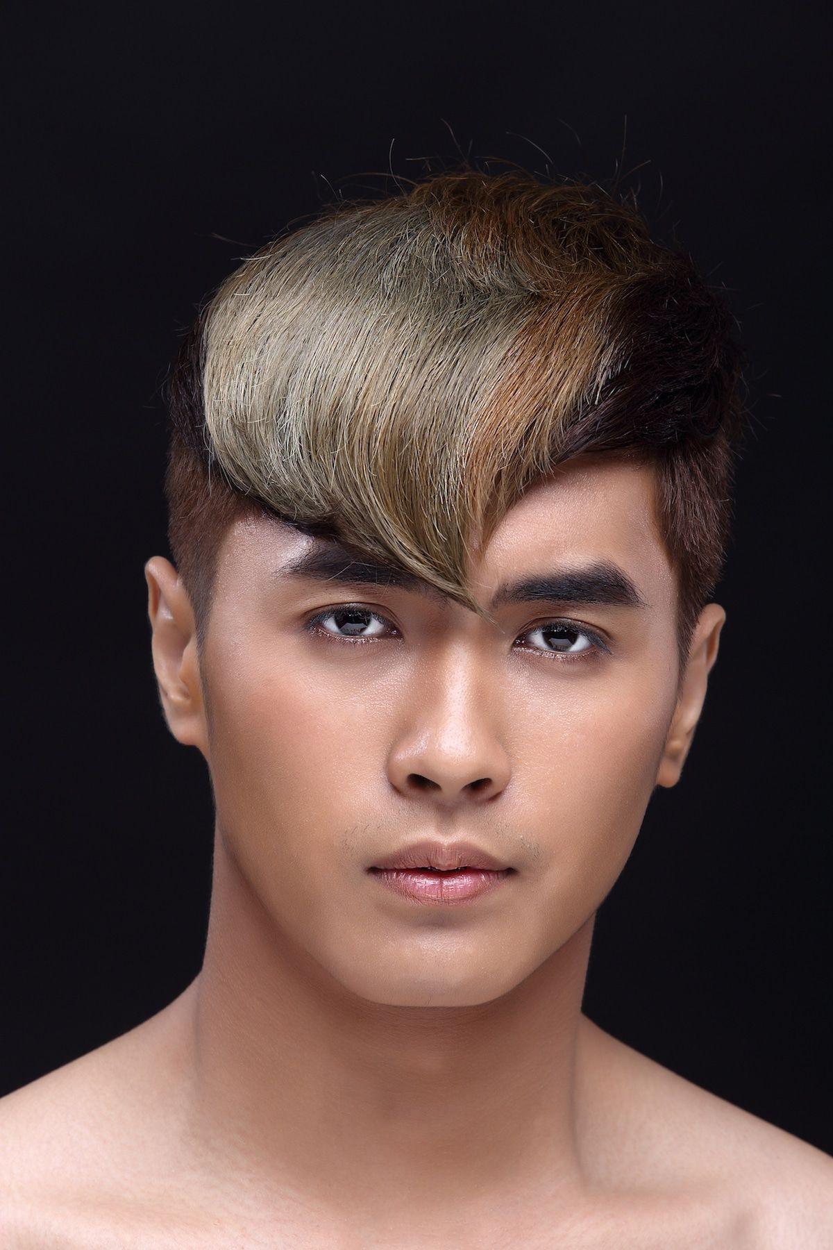 Model Dan Warna Rambut Pria 2020 - Model Terbaru