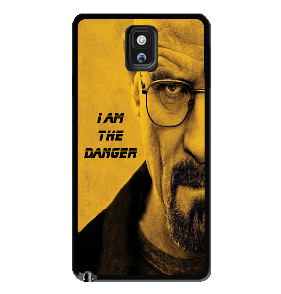 Breaking Bad I am the Danger Samsung Galaxy S3 S4 S5 Note 3 Case