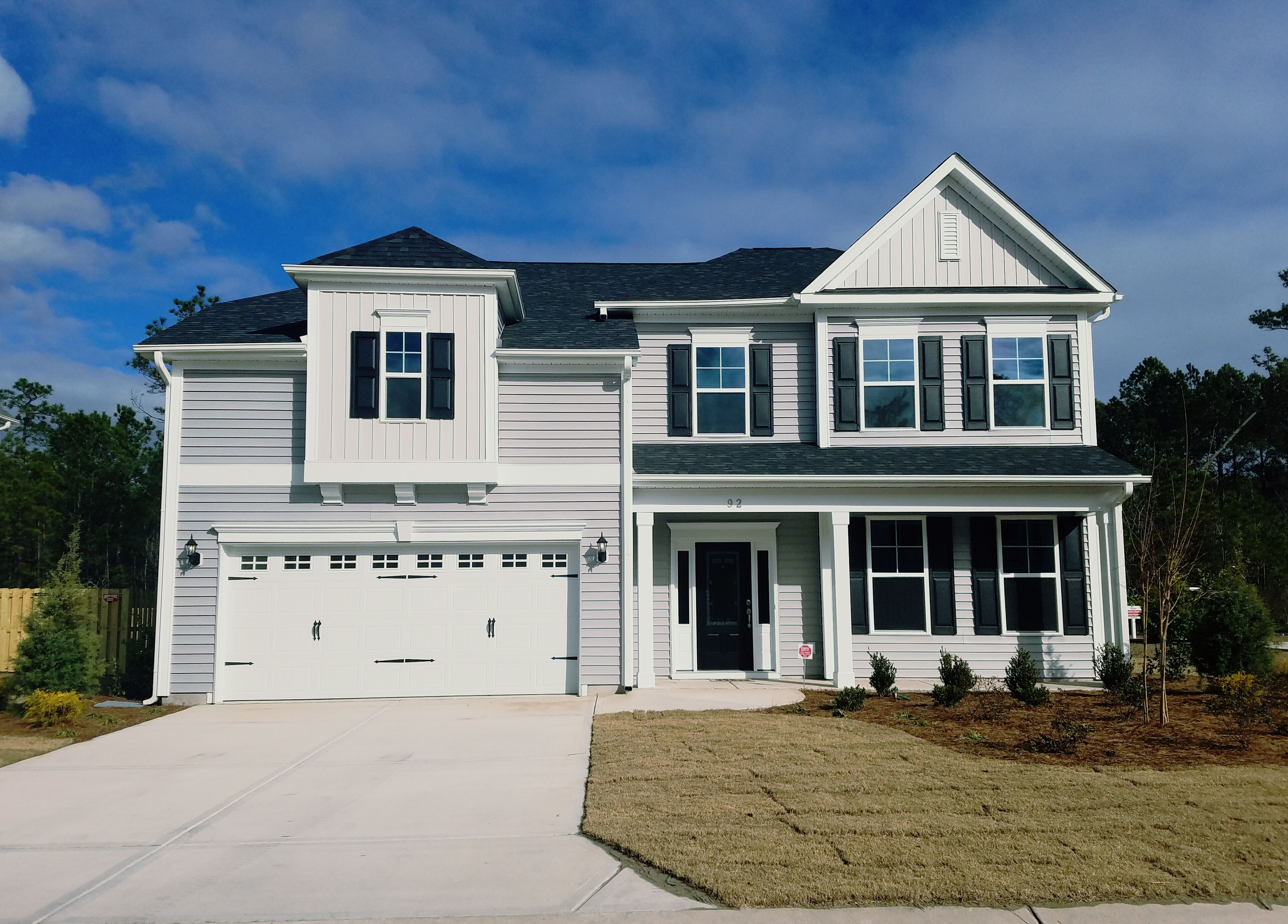 The Victor C Sc House Home Decor Home Garage Doors