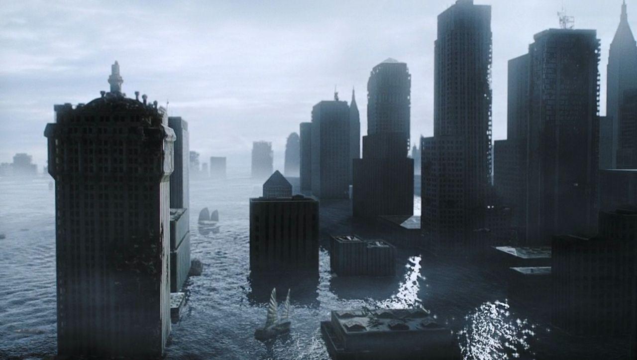 Artificial Intelligence Ai 2001 Artificial Intelligence Movie Artificial Intelligence Cinema Architecture