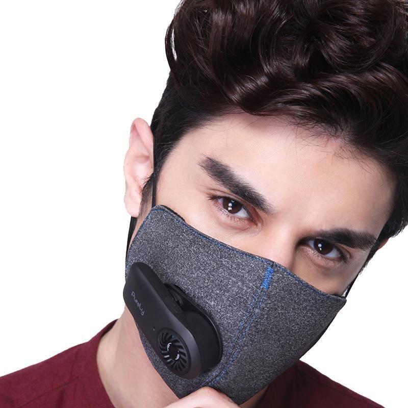 masque anti pollution sport mask