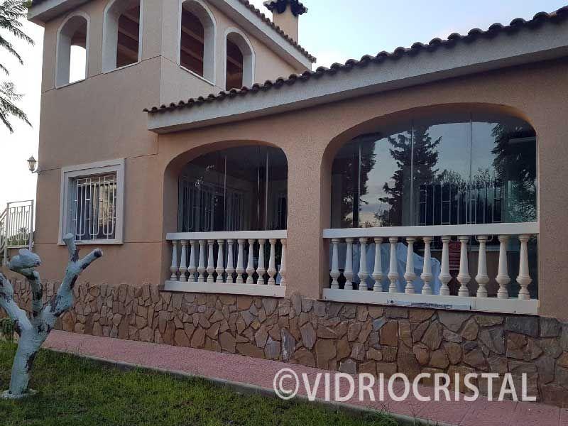 Cortinas De Cristal Valencia Y Castellon Terrazas Balcones