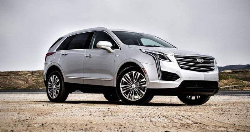 2019 Cadillac XT6: New Mid-Size 3-Row Crossover SUV >> 2019 Cadillac Xt6 The New Mid Size Three Row Suv New Car
