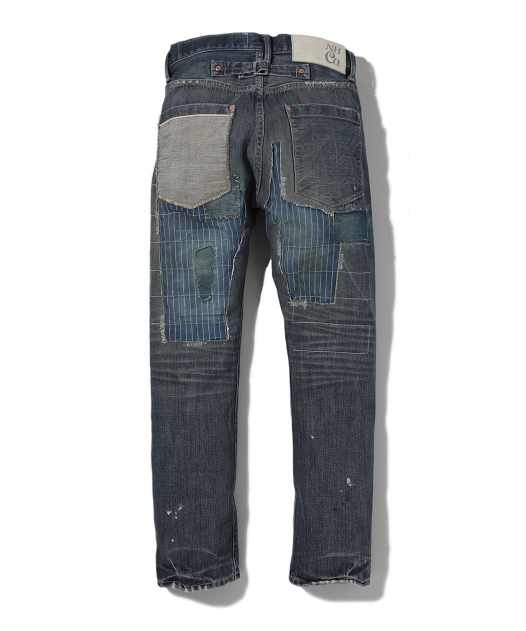 a8793ba4 MINER . SAVAGE . DEEP MID / 14OZ-PT NEIGHBORHOOD TECHNICAL APPAREL ...