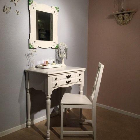 desk used as vanity. Beautiful vintage vanity Can be used as writing desk Compact size d  coachfactoryoutletmap net 100 Desk Used As Vanity Images