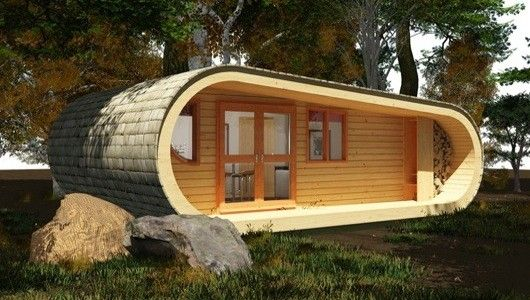 EcoPERCH: A ground level treehouse retreat | MNN - Mother Nature Network