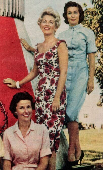 life magazine mercury astronauts wives - photo #25