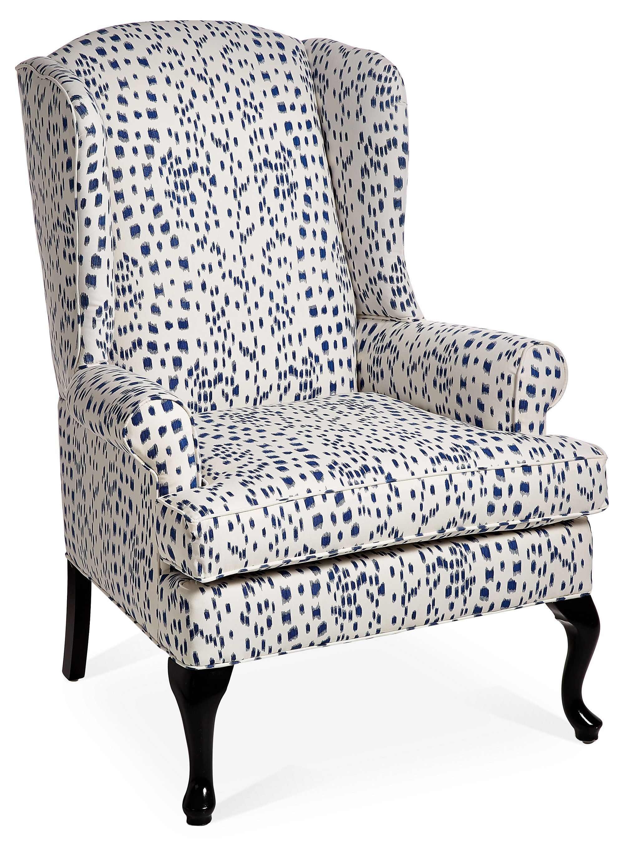 Prime The Classic Wingback Chair Gets A Modern Update With Short Links Chair Design For Home Short Linksinfo
