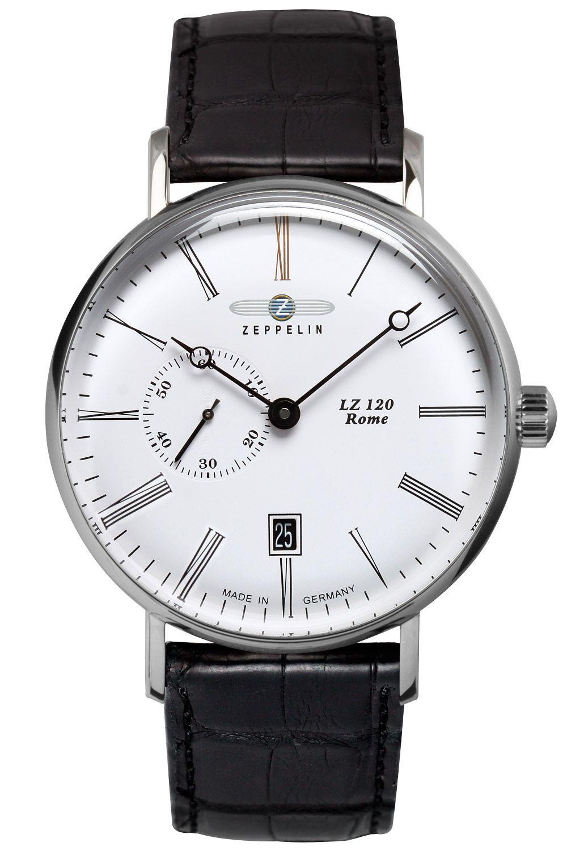 Zeppelin 7104 1 Herren Armbanduhr Automatik Lz120 Rome Uhren Herren Armbanduhr Und Herrenuhren