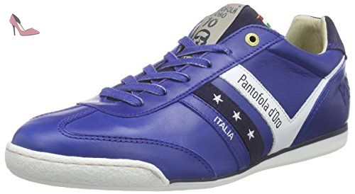 Pantofola d'Oro LORETO POP, Sneakers Basses homme - Bleu - Blau (ROYAL