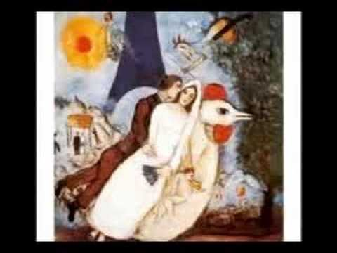 the weepies painting by chagall