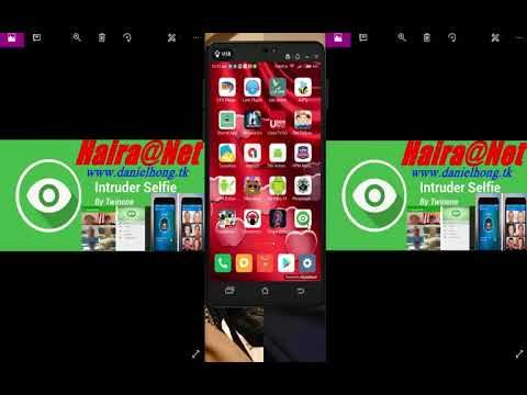 Secure Your App Lock With Intruder Selfie Android Mobile