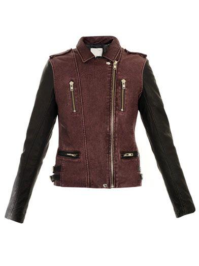 Iro Anabela Leather Jacket Clothes Design Leather Jacket Fashion