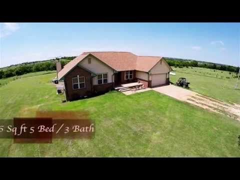 5 Bedroom 3 Bath 137 Acre Paradise FOR SALE!!! - YouTube