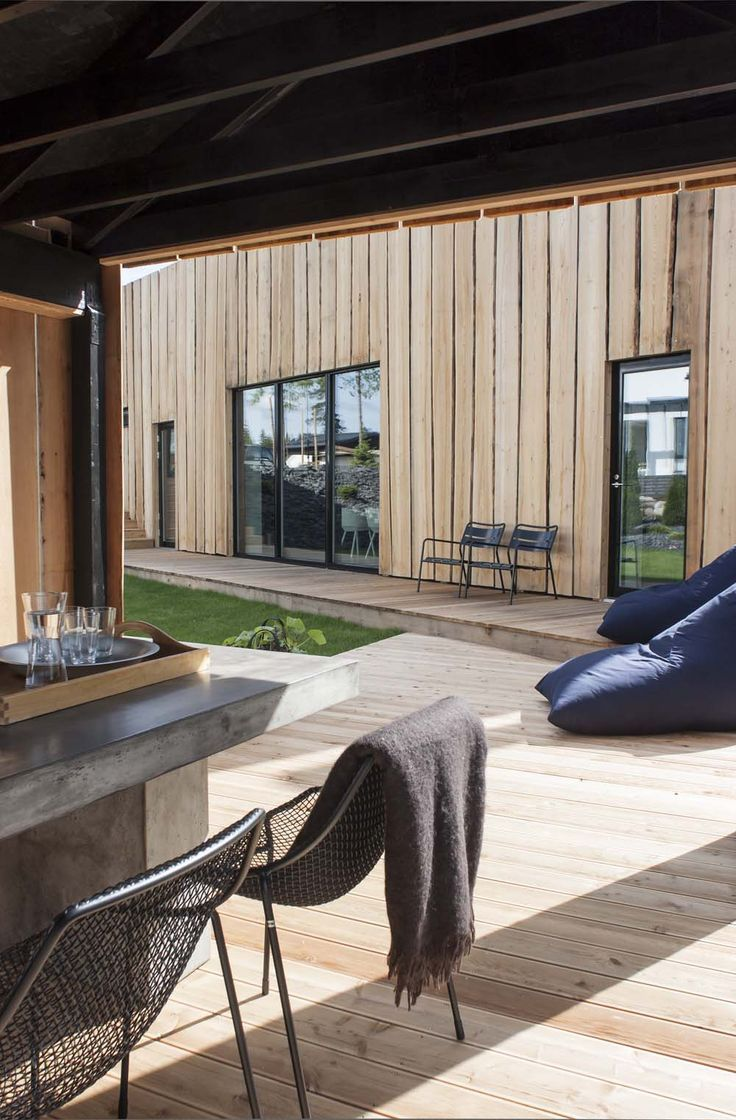Beautiful modern summer house design interior with amazing environment And also 1000 images about scandinavian summer house modern on pinterest