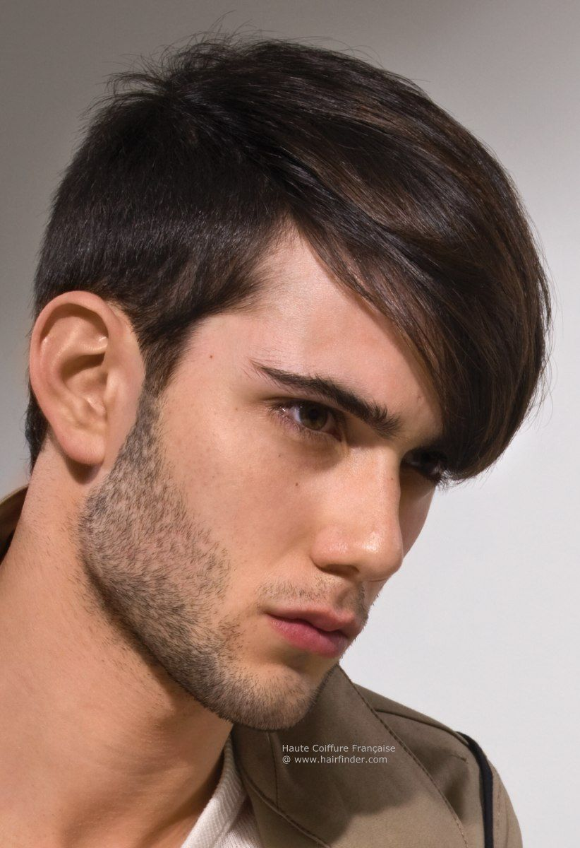 fashionable man hairstyle : simple hairstyle ideas for women and