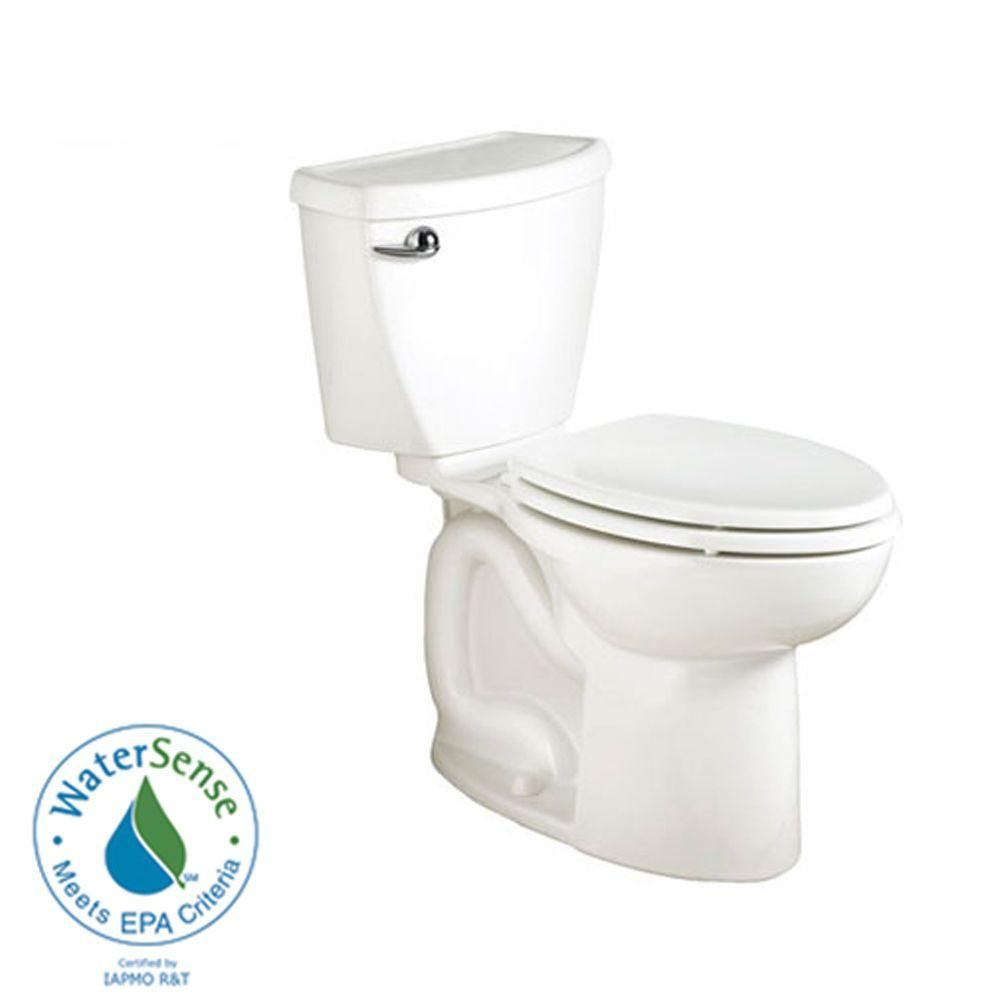 10 Rough In American Standard Cadet 3 Flowise 2 Piece 1 28 Gpf Elongated Toilet In Whi Complete Bathroom Remodel Small Bathroom Renovation American Standard