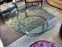 rsultat de recherche dimages pour table basse ronde en verre et pied sculpture - Pied Pour Table Basse En Verre