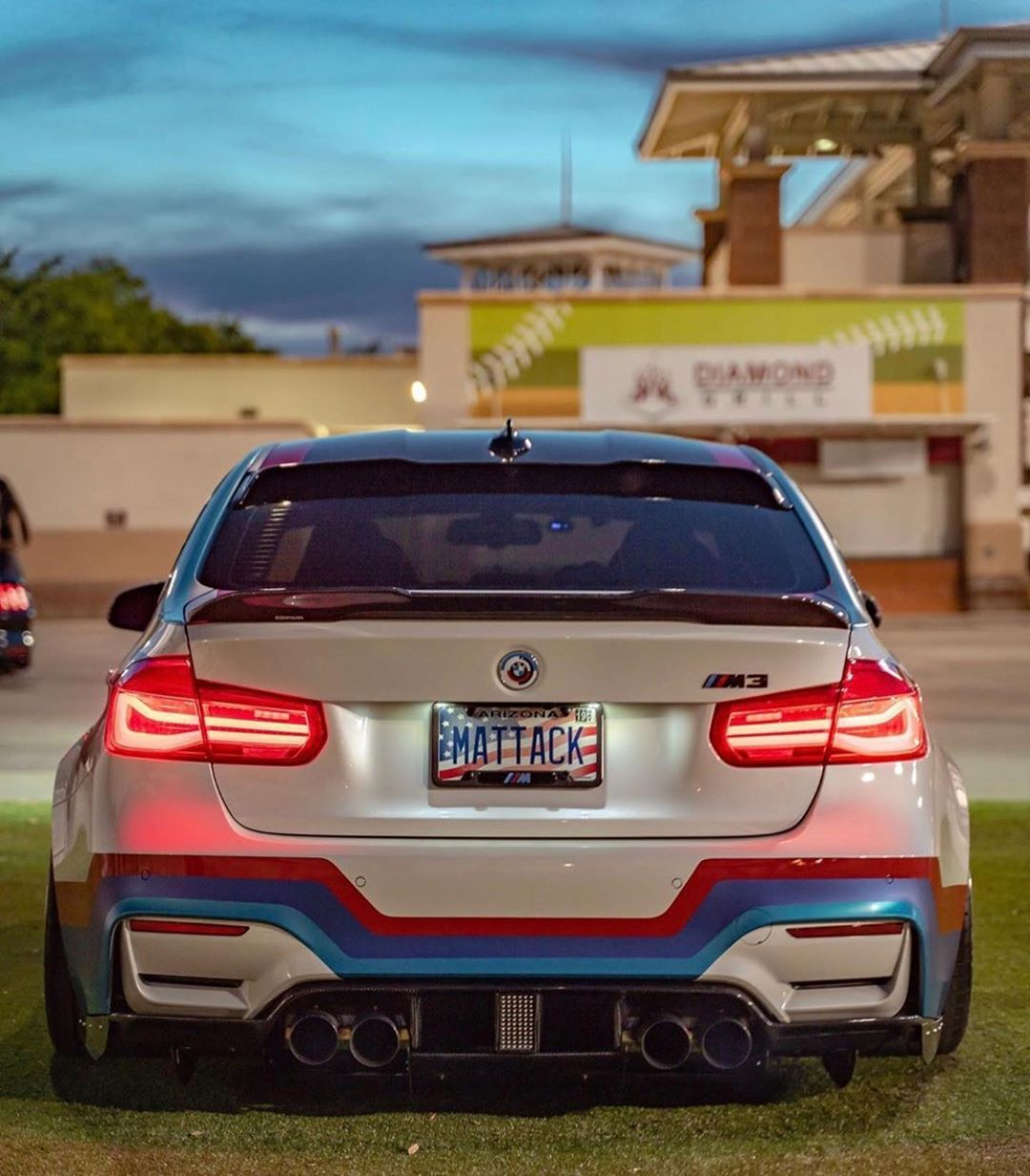 Bmw F80 M3 M Livery Stormtrooper F80 With Images Bmw Fast
