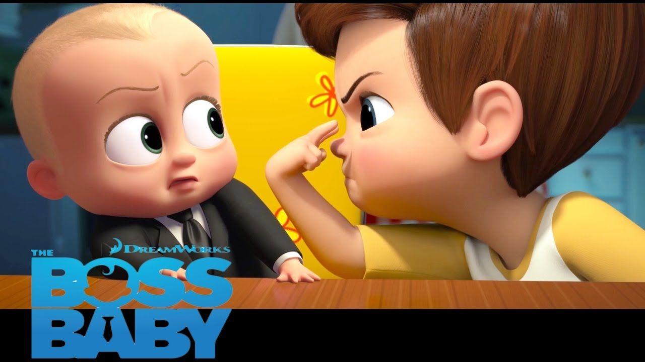 The Boss Baby Full Trailer Hd 2017 Baby Movie Boss Baby Free Movies Online