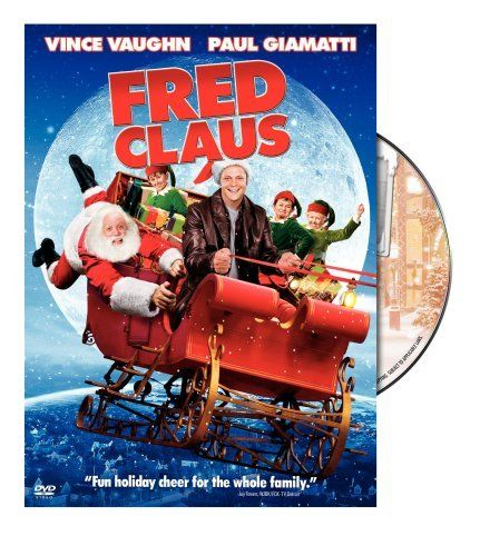 Fred Claus Dvd Vince Vaughn Http Www Amazon Com Dp B000yabv7w Ref Cm Sw R Pi Dp Sygaqb1dt1jxp Best Christmas Movies Fred Claus Christmas Movies