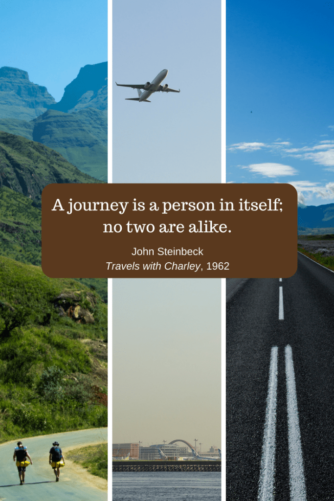 Looking Deeper The Origins Of Popular Travel Quotes Inspiration
