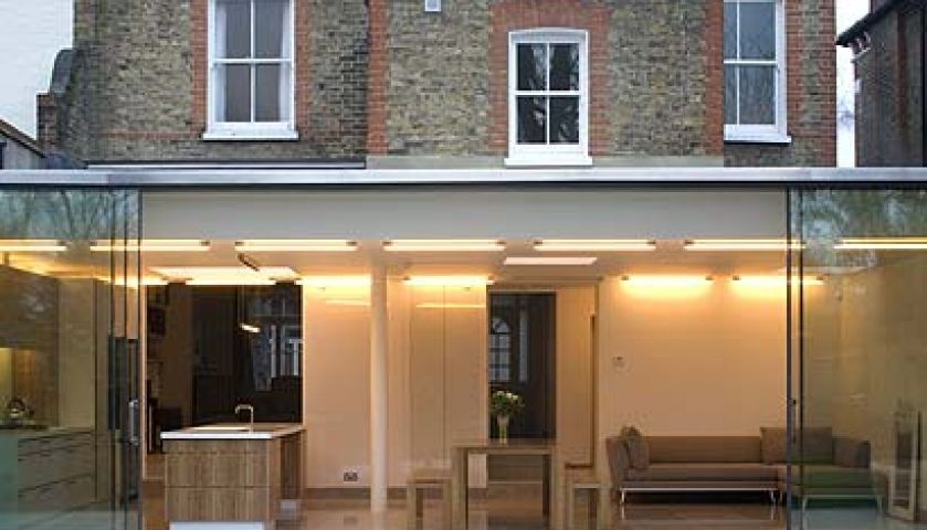 Sliding Doors House Extensions Glass Extension Single Storey Extension