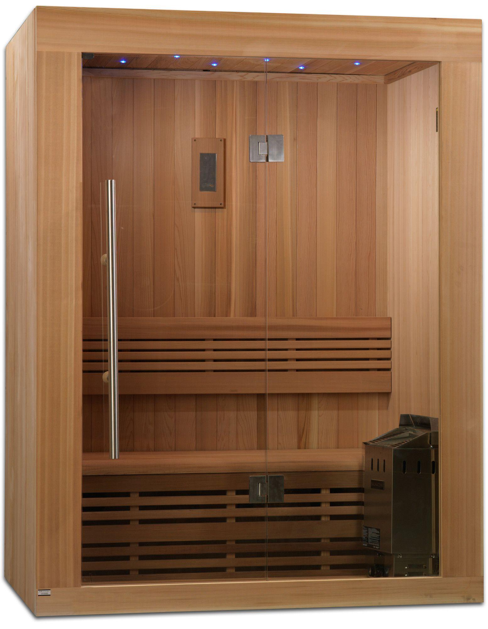 2 3 person traditional steam sauna products pinterest badezimmer sauna und baden. Black Bedroom Furniture Sets. Home Design Ideas