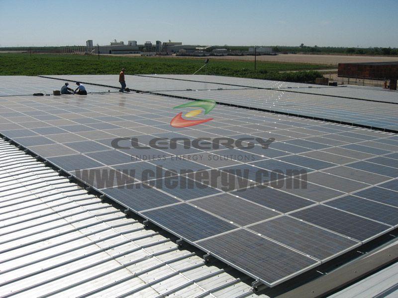 Hot Item Pv Ezrack Solar Roof Solar Mounting System Flat Tin Roof Solar Roof Solar Panel Roof Design Solar