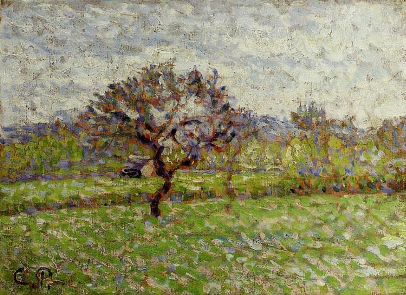 Jacob Abraham Camille Pissarro 1830 1903 Danish French Impressionist And Neo Impressionist Painter 606