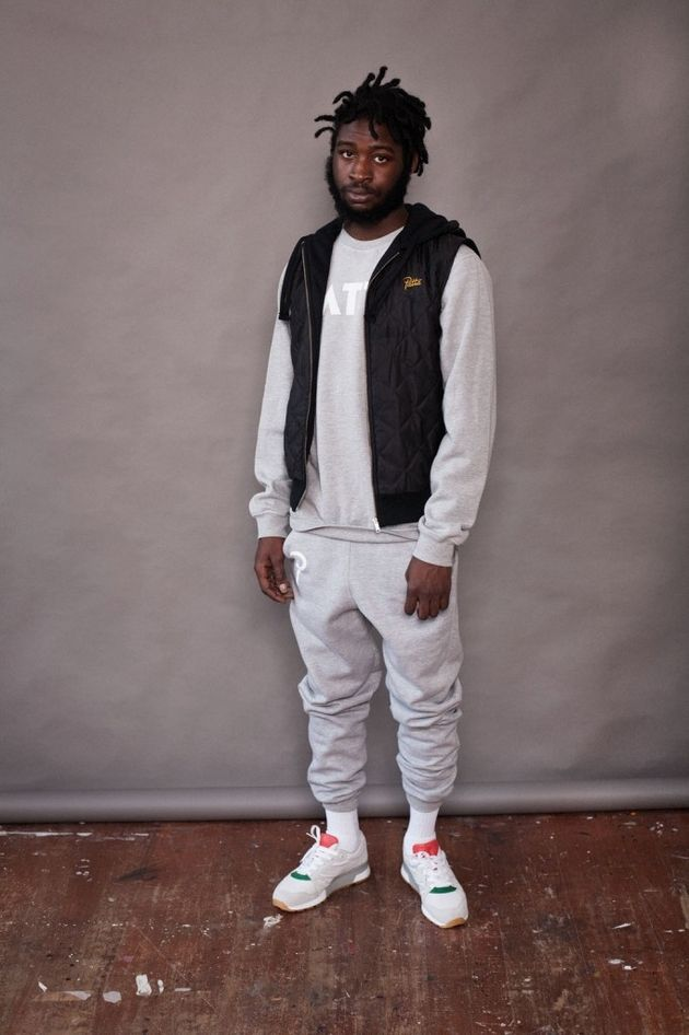 Lookbook Patta Jesien Zima 2014 Mens Street Style Winter Lookbook Mens Streetwear