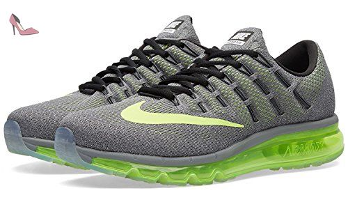 info for 3abd4 4ca7f Nike Air Max 2016, Chaussures de Running Homme, Gris (Gris (Cool Grey