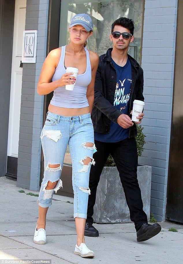 Est Joe Jonas et Gigi Hadid datant