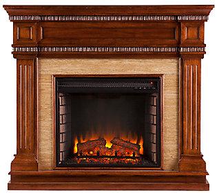Farrah Electric Fireplace Electric Fireplace Stone Electric Fireplace Fireplace