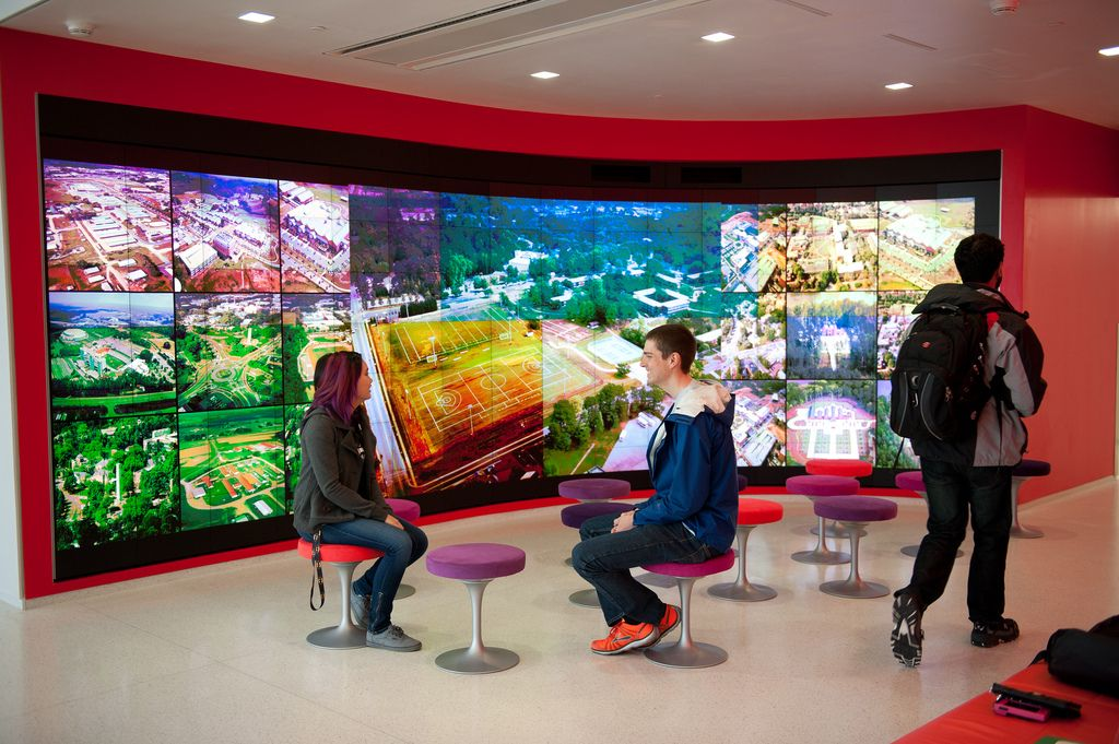 World Class NC State News Amazing spaces, Shelving