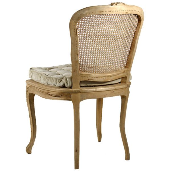 Oak Rattan Dining Chair Pair 1 475 Liked On Polyvore