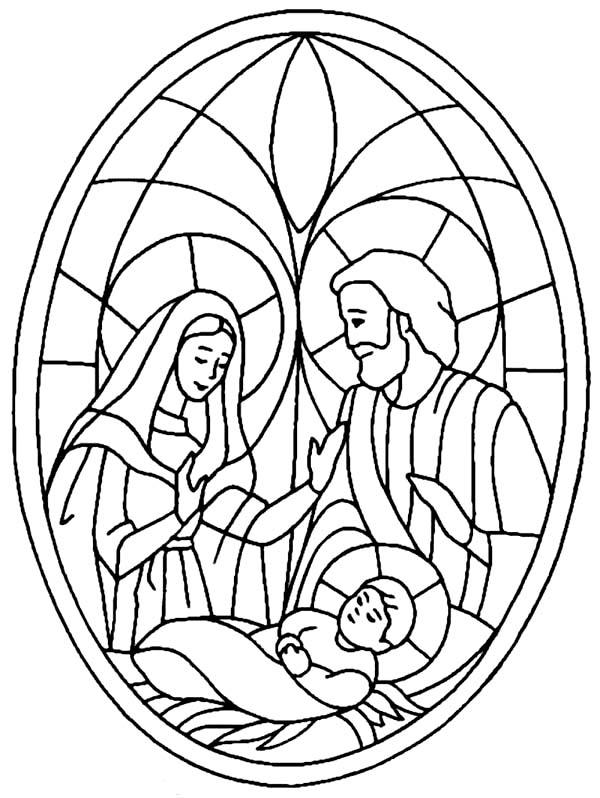 Nativity Scene Bible Christmas Story Coloring Pages Best Place To Color Nativity Coloring Nativity Coloring Pages Printable Christmas Coloring Pages