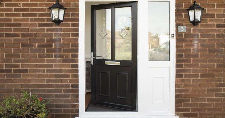 uPVC Double Glazed Front Doors | Safestyle UK