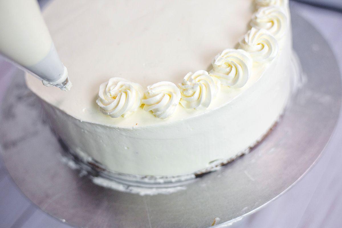 Wedding Cake Recipe King Arthur Flour: Italian Buttercream Frosting