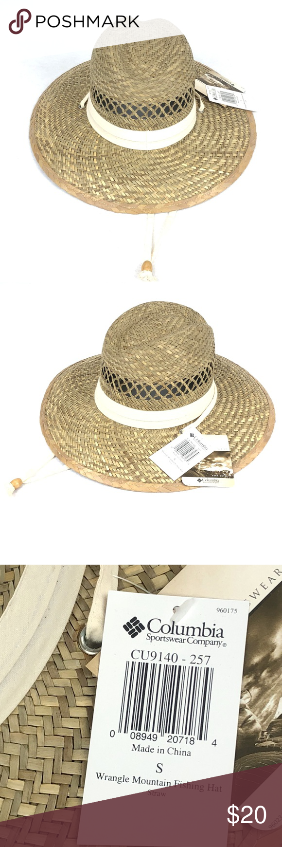 Columbia Wrangle Mountain Fishing Hat Fishing Hat Hats Things To Sell