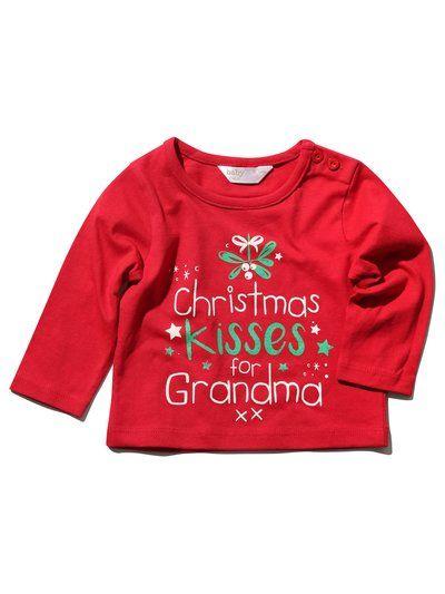 Funny Christmas Baby Grow Team Rudolph
