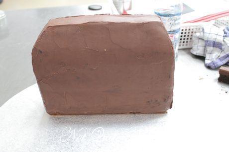 A Step by Step Guide To Make Your Own Designer Handbag Cake, Planet Cake @ Not Quite Nigella