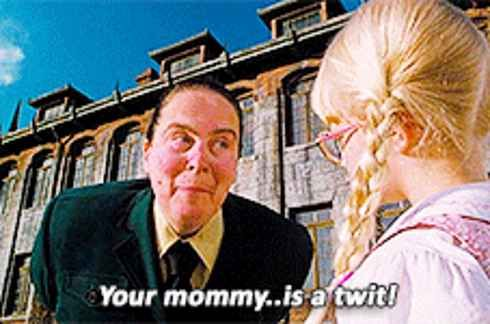 33 Times Miss Trunchbull From Matilda Utterly Destroyed Your