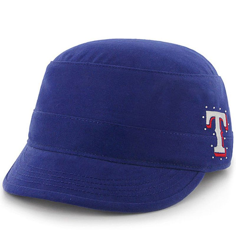the best attitude 2996b 58665 Texas Rangers  47 Girl s Toddler Military Adjustable Hat - Royal